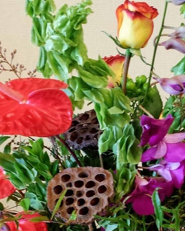 High Style Designers Choice Flower Arrangement