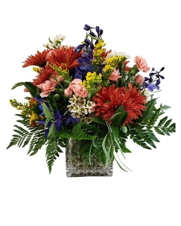English Gardens Garden Glory Flower Arrangement