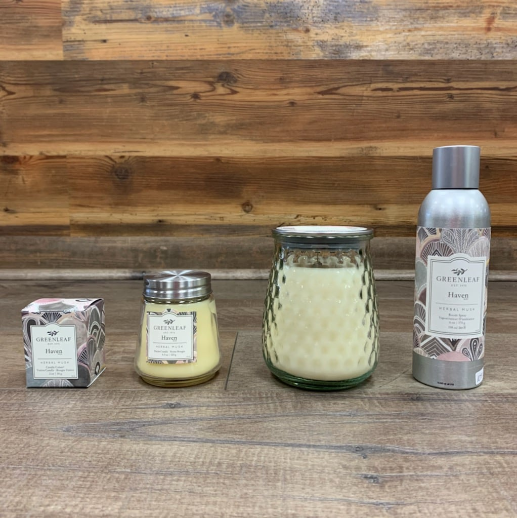 Greenleaf Candles