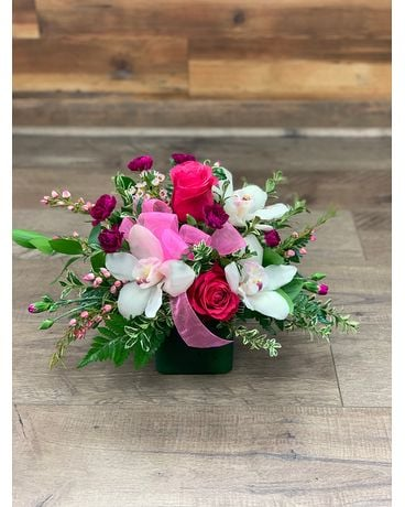 Bold Beauty Flower Arrangement