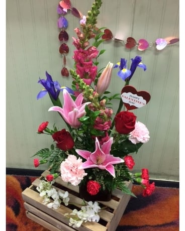 Sweet Style Flower Arrangement