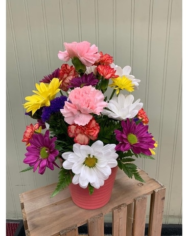 Blissful Blooms Flower Arrangement