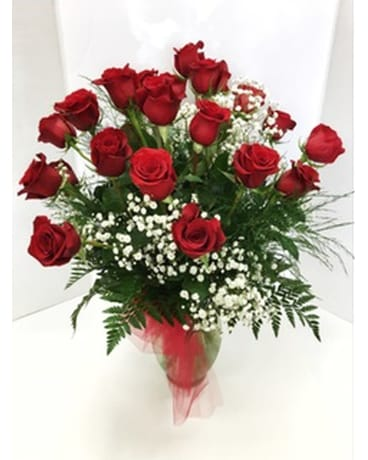 Raleigh florist flower delivery by gingerbread house florist 2 dozen roses mightylinksfo