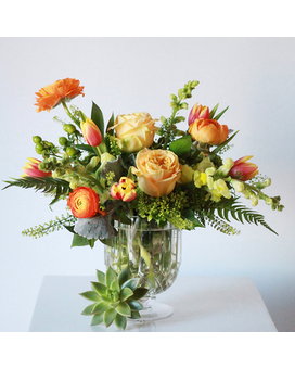Sweet Romance Flower Arrangement
