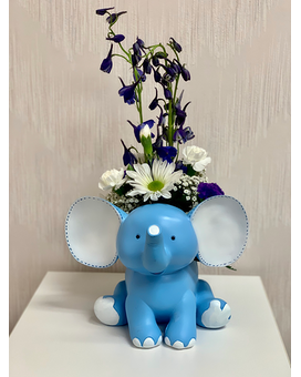 Baby Elephant Bouquet