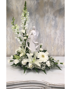 With the Angels Funeral Arrangement
