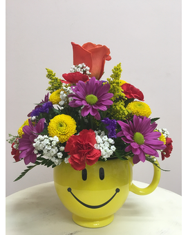 Happy Days Flower Arrangement
