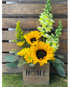 Le Petit Home Flower Arrangement