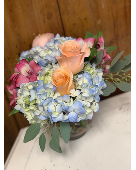 Sweet Serenade Flower Arrangement