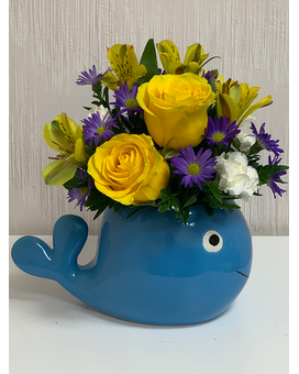 Little Squirt Flower Arrangement