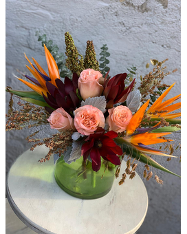 October Paradise Flower Arrangement