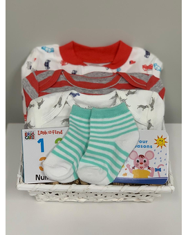 Baby Boy Gift Basket Gifts