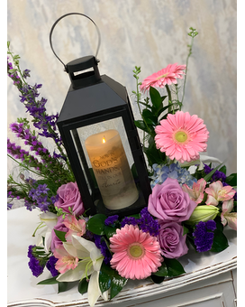 Lantern of Reminiscence Flower Arrangement