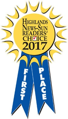 News-Sun Reader's Choice Award 2017 - First Place