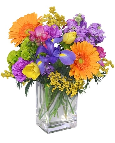 Celebrate the Day Flower Arrangement