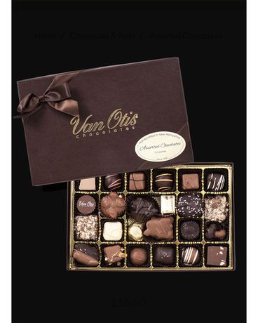 Van Otis Large Assorted Chocolates Gifts