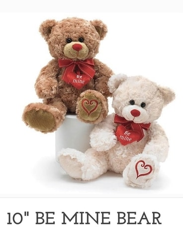 Be Mine Bear Gifts