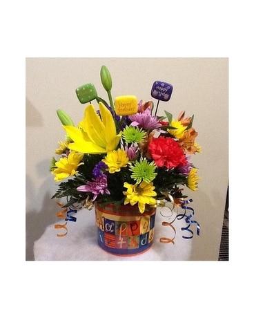 Birthday Wishes In Rock Island Il Colman Florist