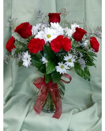 Love Song Flower Arrangement