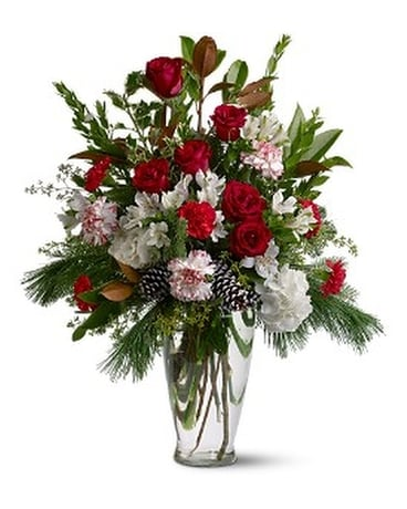 Grand Holidays Flower Arrangement