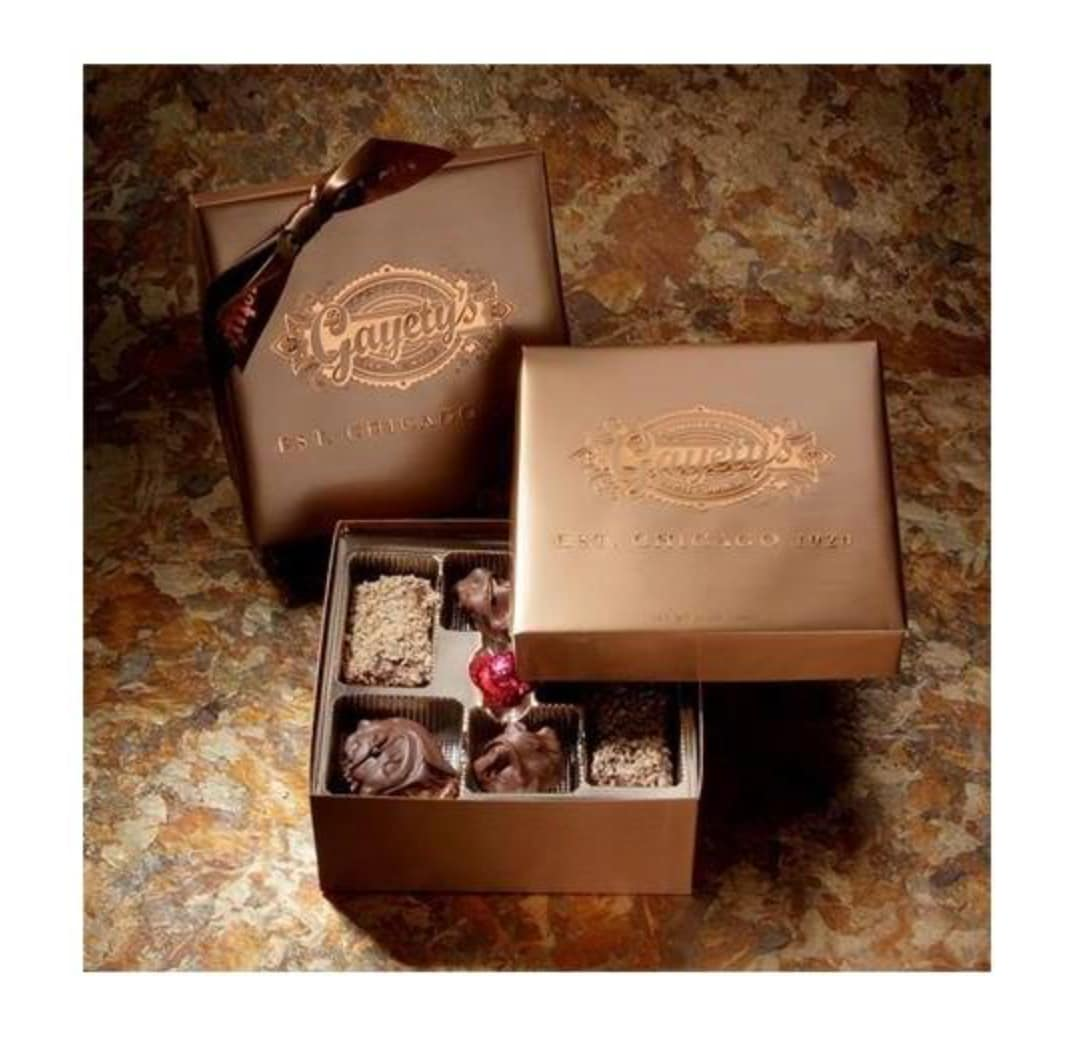 Gayety's 16 ounce Chocolates