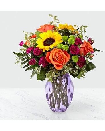 Summer Craze Bouquet Flower Arrangement