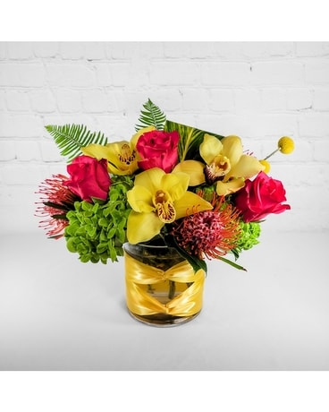 Beautiful Day Flower Arrangement