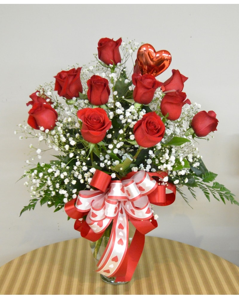 Classic 1 Dozen Roses