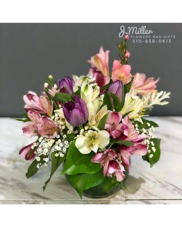 The Pastel Pick-Me-Up Flower Arrangement