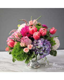 J.Miller Luxe Flower Arrangement
