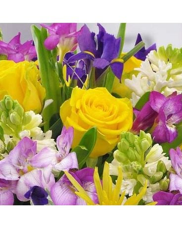 Designer's Choice - Color Brights Flower Arrangement