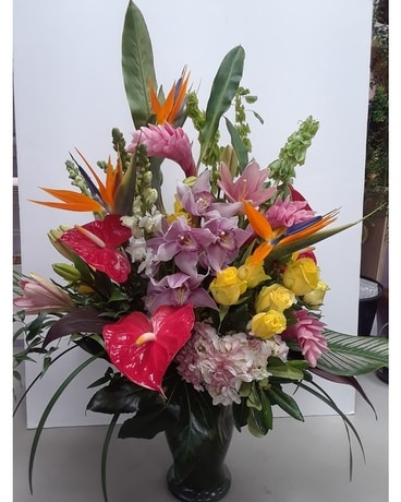 The love for you Flower Arrangement