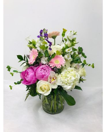 Korean Delight Flower Arrangement