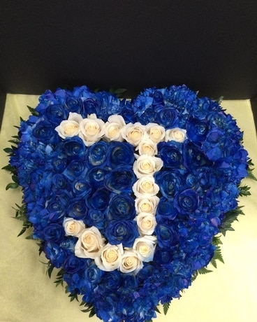 From the Heart Flower Arrangement