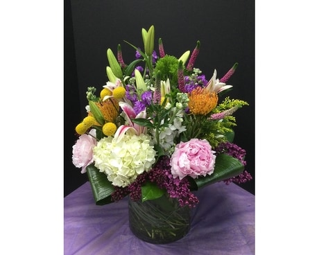 Sweetest Spring Flower Arrangement