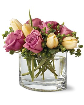Teleflora's Enchanted Garden Bouquet Flower Arrangement