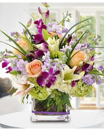 Exquisitely Perfect Bouquet Flower Arrangement