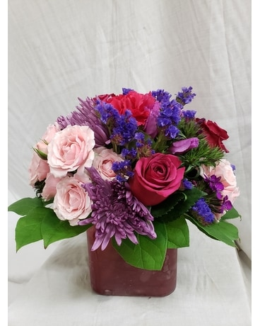 Pinky Promise Flower Arrangement