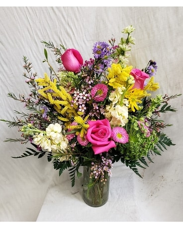 Spring Harmony Flower Arrangement