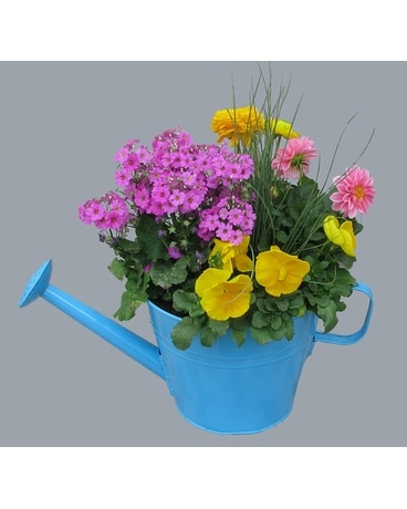 Shower Mom with Affection Planter