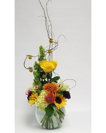 So Happy Together Flower Arrangement