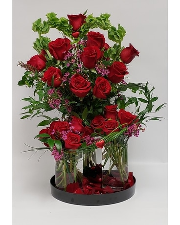 Eternal Love Flower Arrangement