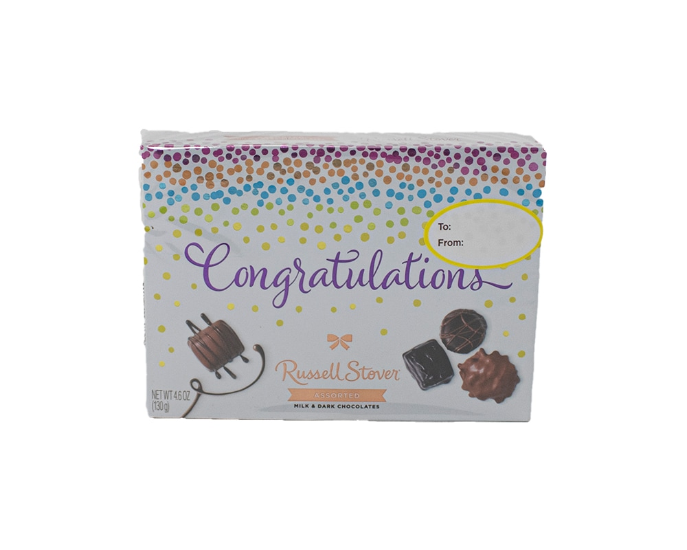 Congratulations Chocolates