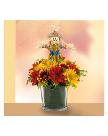 Little Scarecrow Bouquet Flower Arrangement