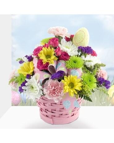 Delightful Easter Flower Arrangement