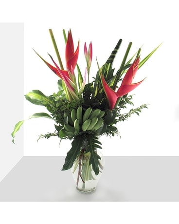 Tropical Beauty Flower Arrangement