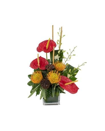 Blissful Garden Flower Arrangement