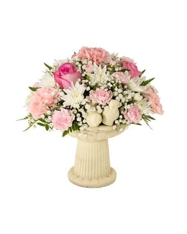 Graceful Garden Flower Arrangement