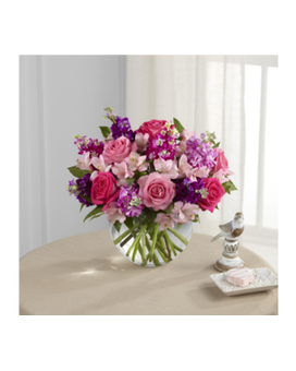 The FTD Tranquil Bouquet Flower Arrangement