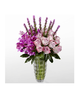 The FTD Modern Royalty Luxury Bouquet